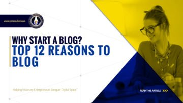 Why Start a Blog? - Top 12 Reasons to Blog - SME Rocket - eCommerce Solutions for Visionary Entrepreneurs