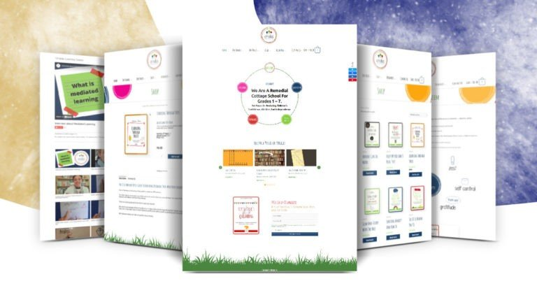 Omatas Learning Centre eCommerce Website Design Project - SME Rocket