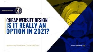 Cheap Website Design - Is it Really an Option in 2020? - SME Rocket - eCommerce Solutions for Visionary Entrepreneurs