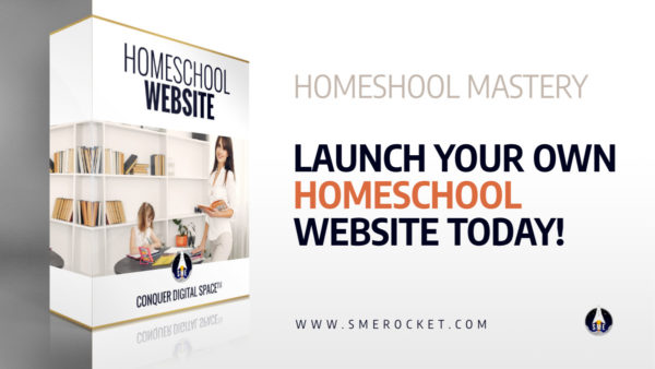 Homeschool Website - Website Design for Homeschooling Businesses - SME Rocket