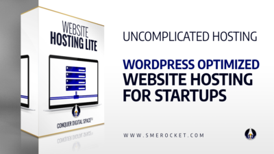Website Hosting Lite - SME Rocket Digital Business Accelerator