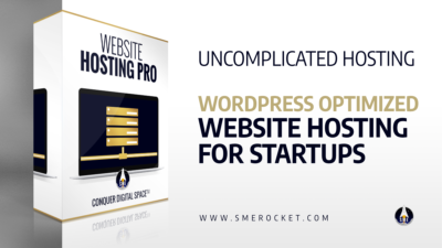Website Hosting Pro - SME Rocket Digital Business Accelerator